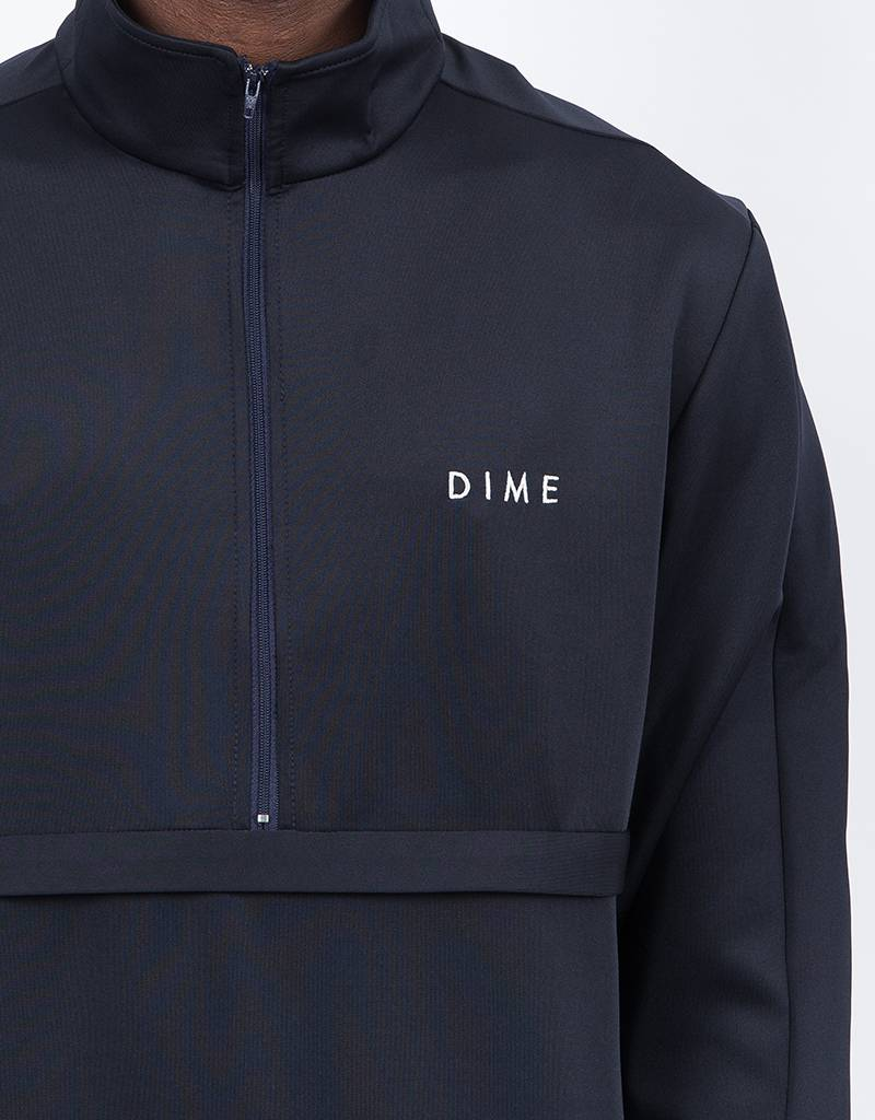 Dime Track Jacket Navy