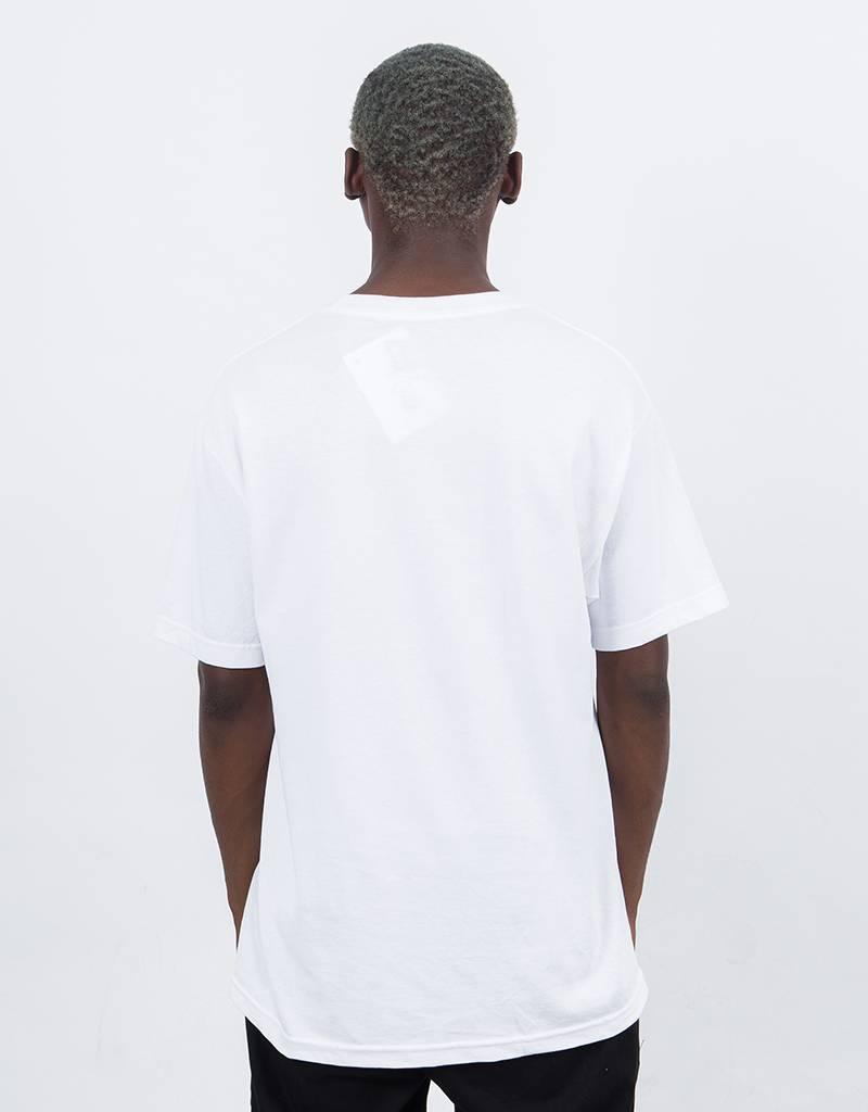 Bronze Deadhead T-Shirt White