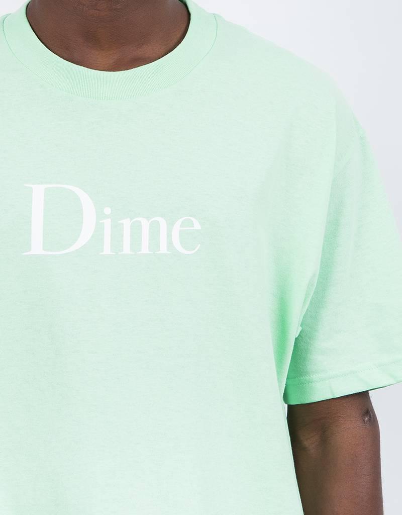 Dime Classic Logo T-Shirt Mint