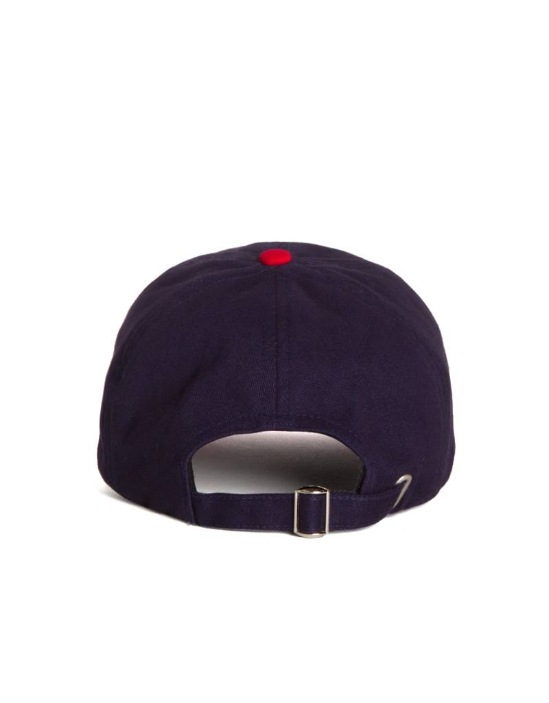 Dime Classic Two-Tone Cap Navy/Red