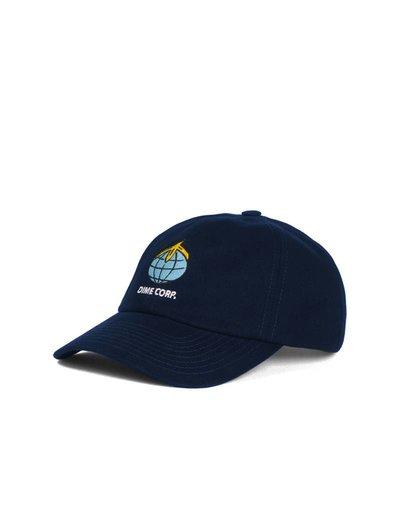 Dime Corp Cap Navy