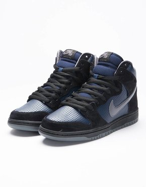 Nike SB Nike SB Dunk High TRD QS 'Iannucci' Black/Graphite/Obsidian