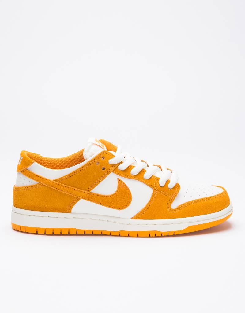 Nike SB zoom dunk low pro circuit orange/circuit orange sail