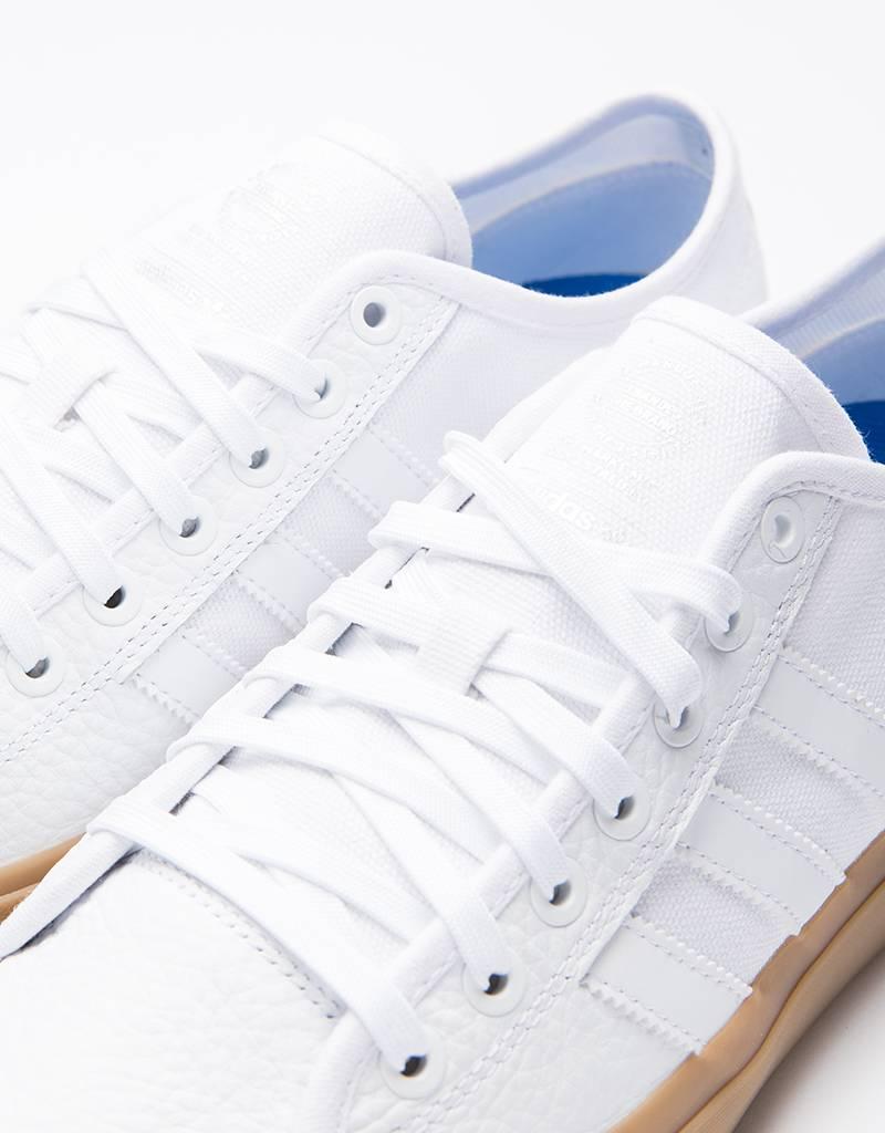 Adidas Matchcourt RX White/Gum