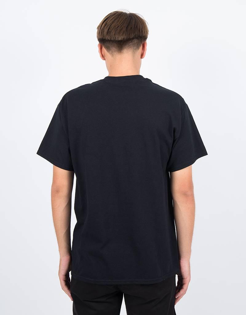 Call Me 917 Area Code T-Shirt Black