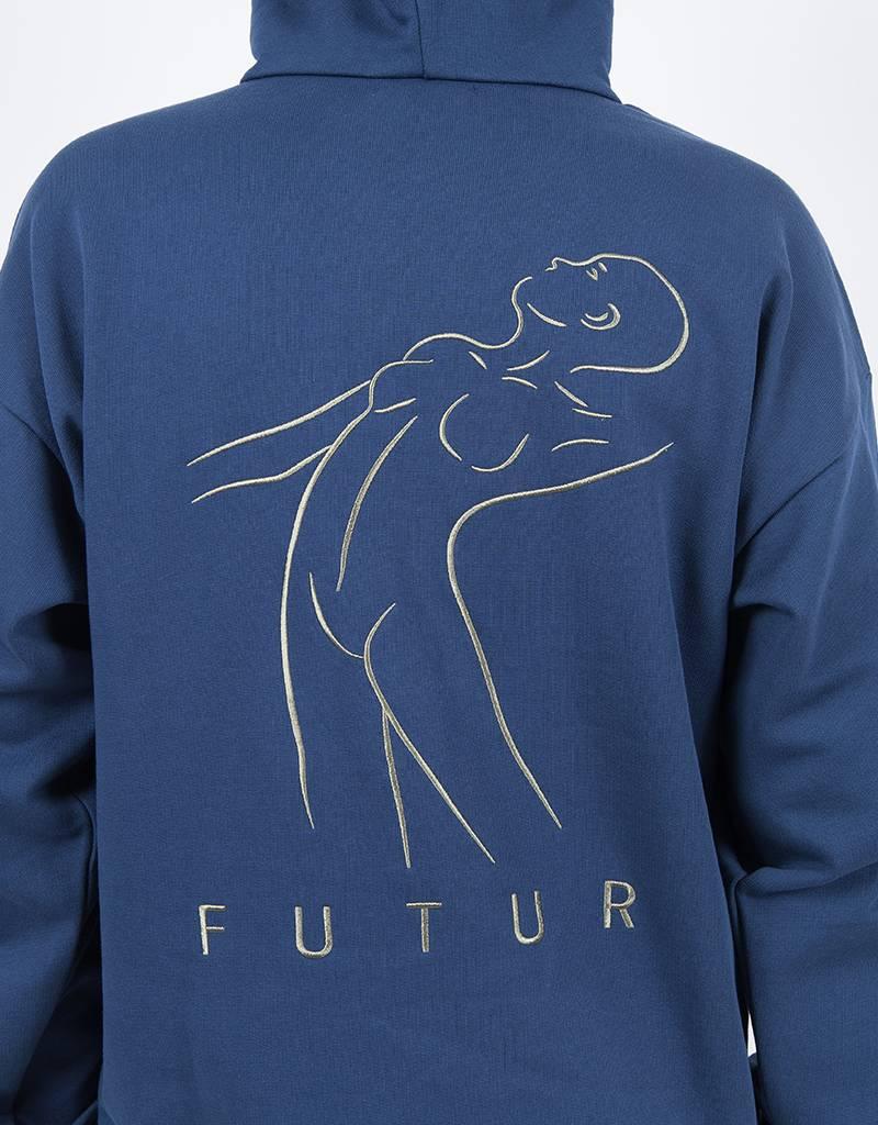 Futur New 01 G Fit hoodie Navy