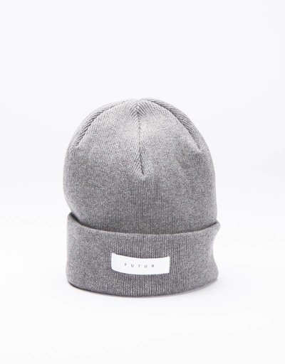 Futur Beanie Heather Grey