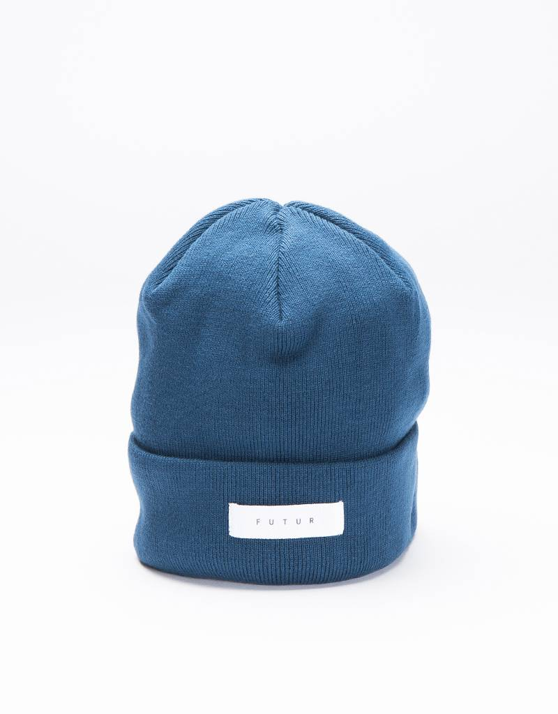 Futur Beanie Heather Blue