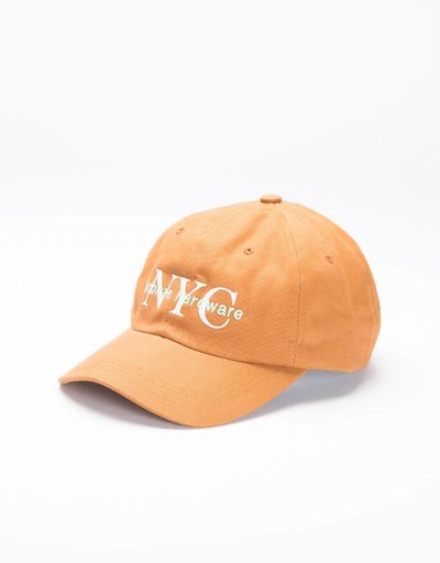 Bronze NYC Cap Brown