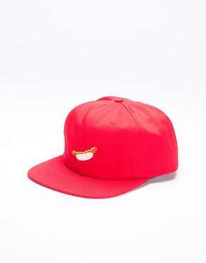"Post Details Post Korvlover six panel cap ""ketchup"""