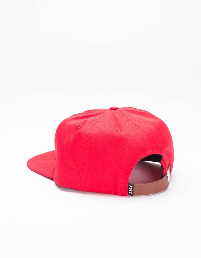 "Post Korvlover six panel cap ""ketchup"""