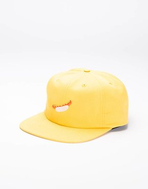 "Post Details Post Korvlover six panel cap ""Mustard"""