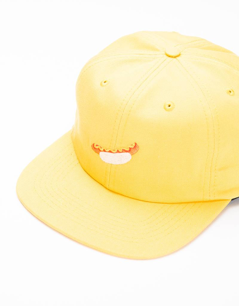 "Post Korvlover six panel cap ""Mustard"""