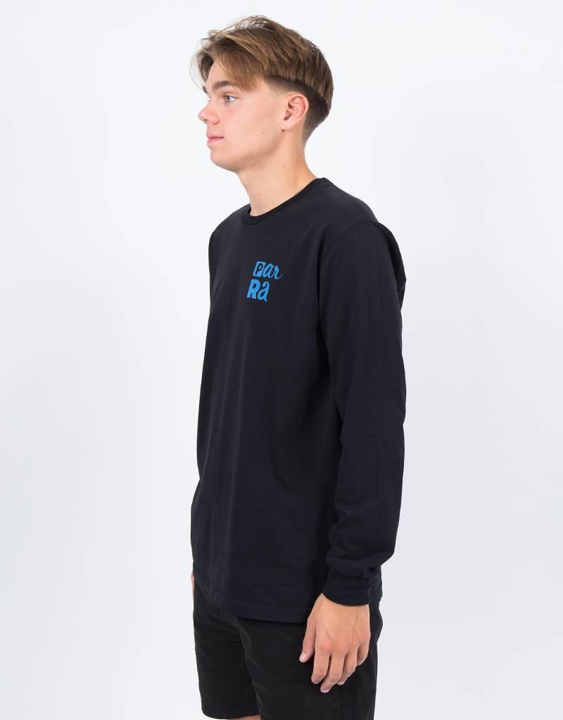 Parra Hanging Longsleeve T-Shirt Black