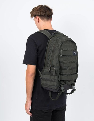 Nike SB Premium Backpack Solid Sequoia/Black/Black