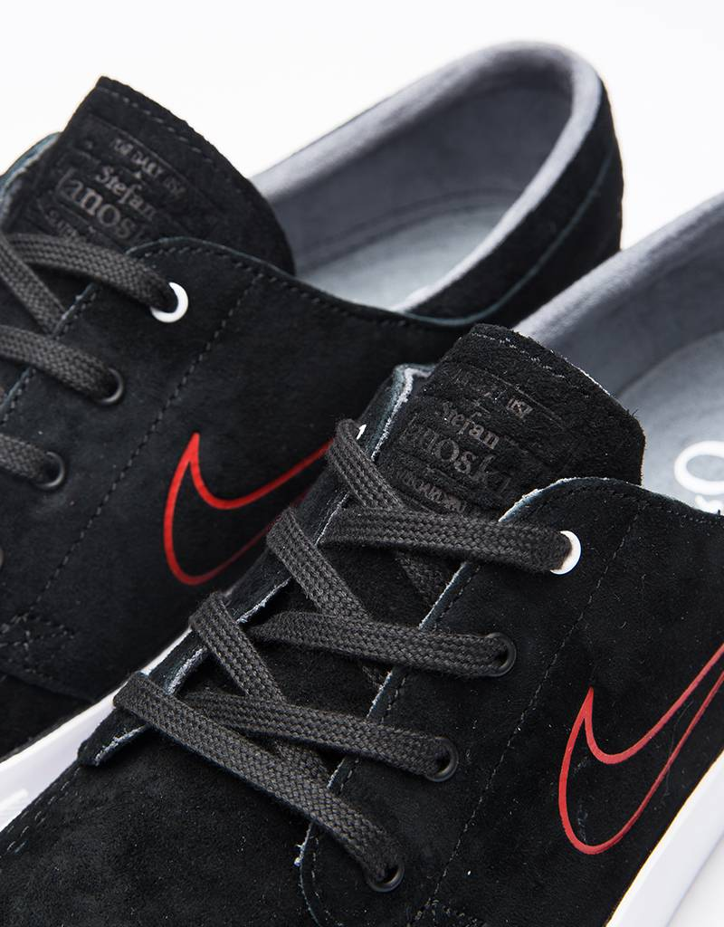 Nike SB Zoom Janoski HT Shane O'Neill Black/Red/White