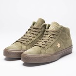 Converse one star pro Mid Medium Olive/Light Fawn