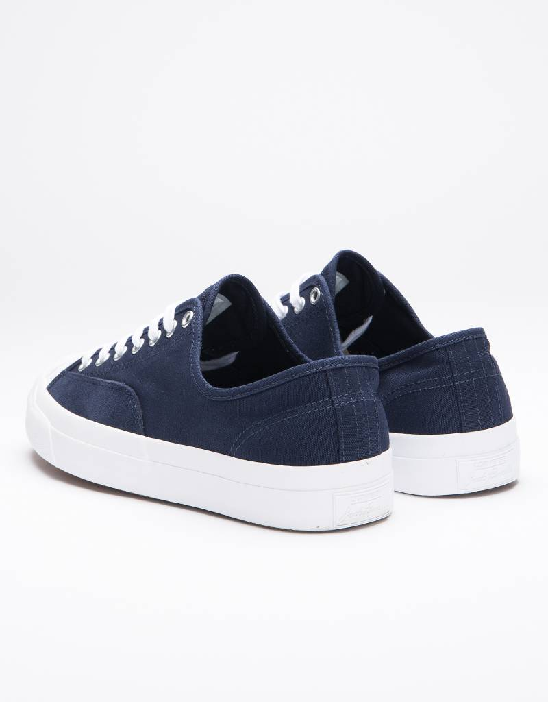 Converse Jack Purcell Pro OX Obsidian/Obsidian/White