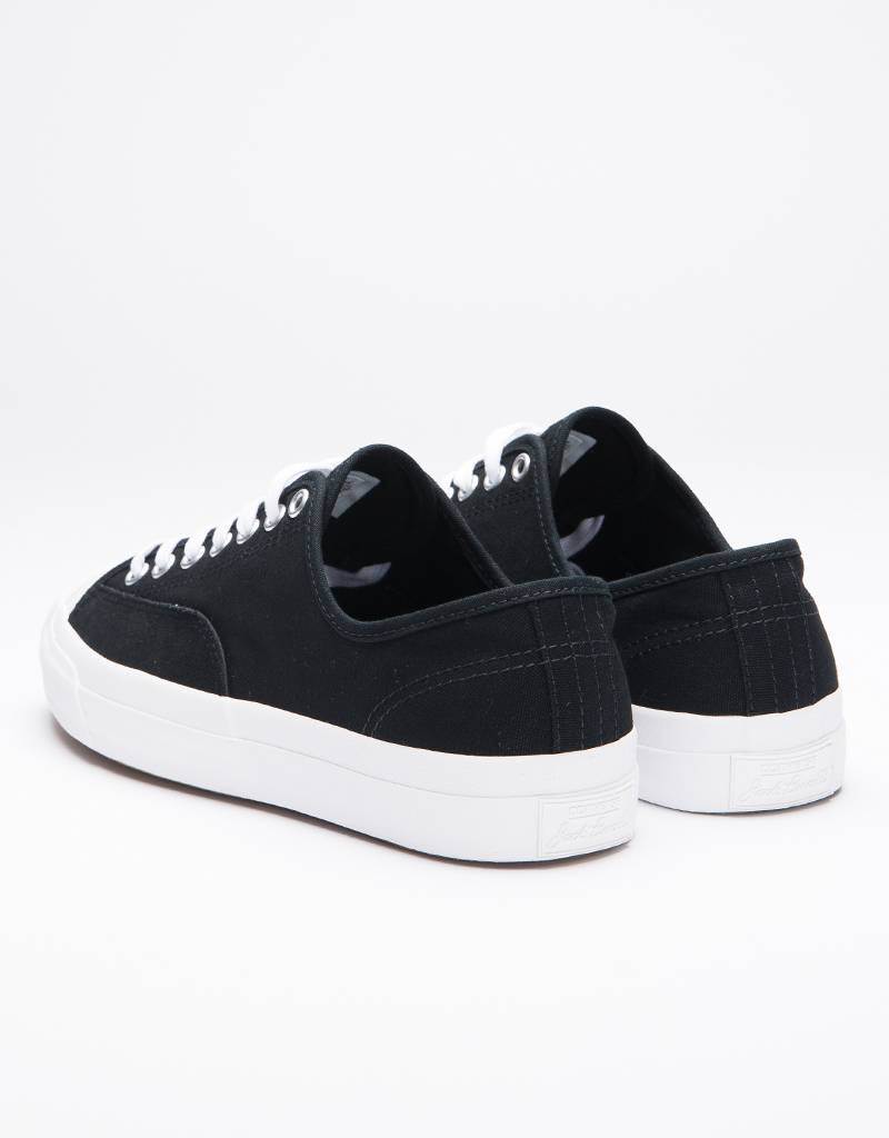 Converse Jack Purcell Pro OX Black/Black/White
