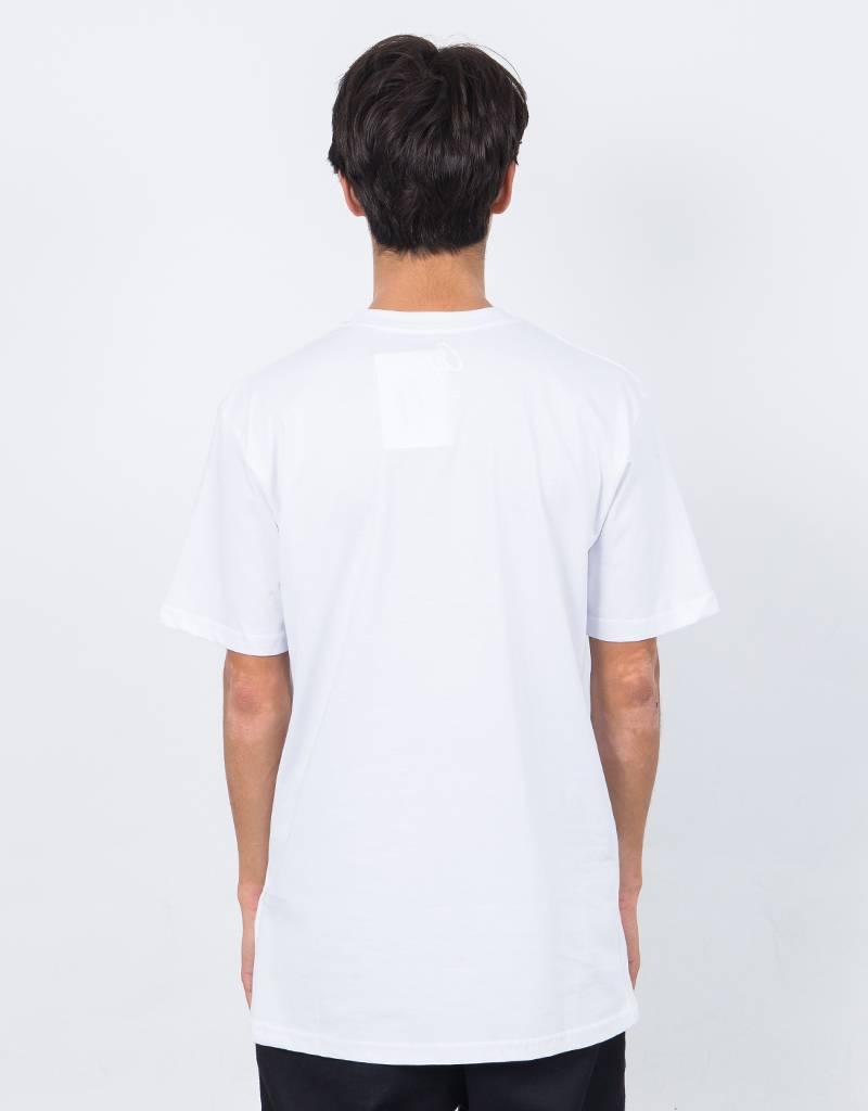 Skateboard Cafe Dance T-Shirt White