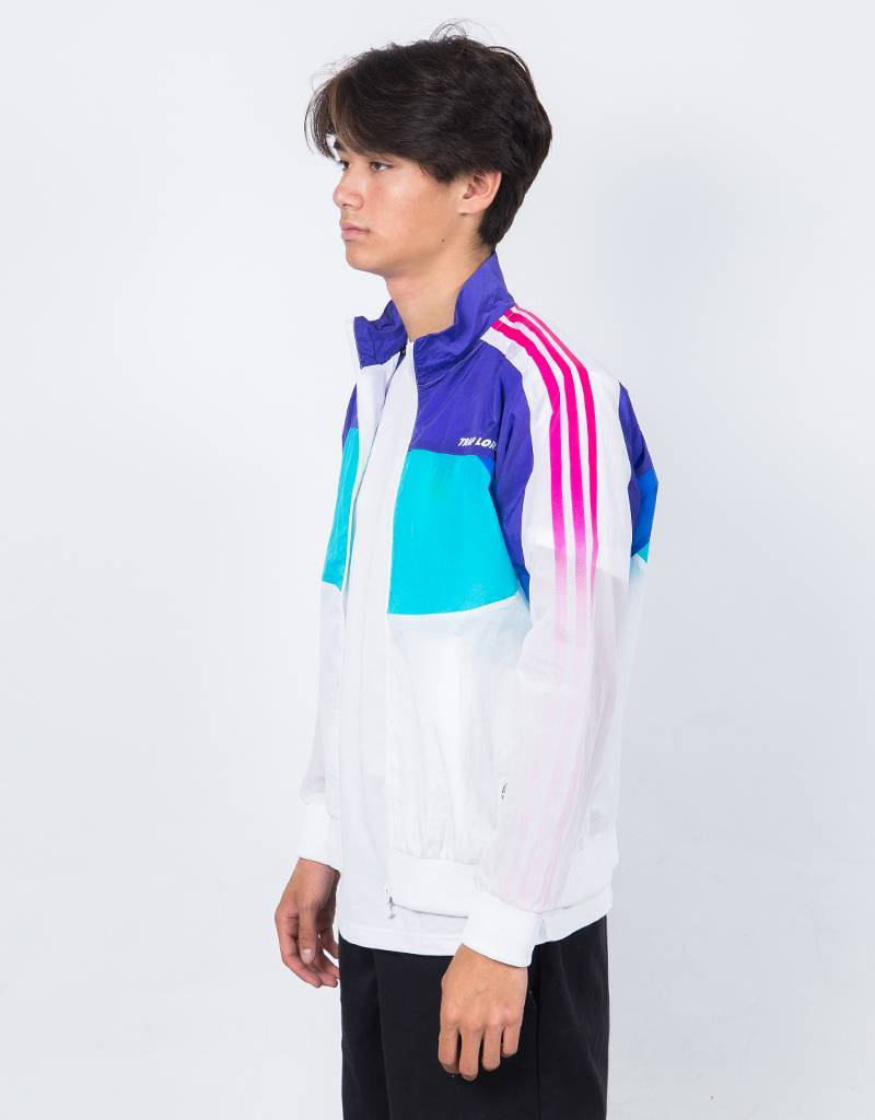 adidas x Traplord ASAP Ferg Windbreaker White