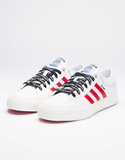 adidas x Traplord ASAP Ferg Matchcourt White/Red
