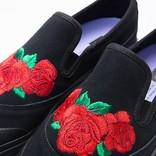 Adidas Matchcourt Slip Nakel Roses Black/Black