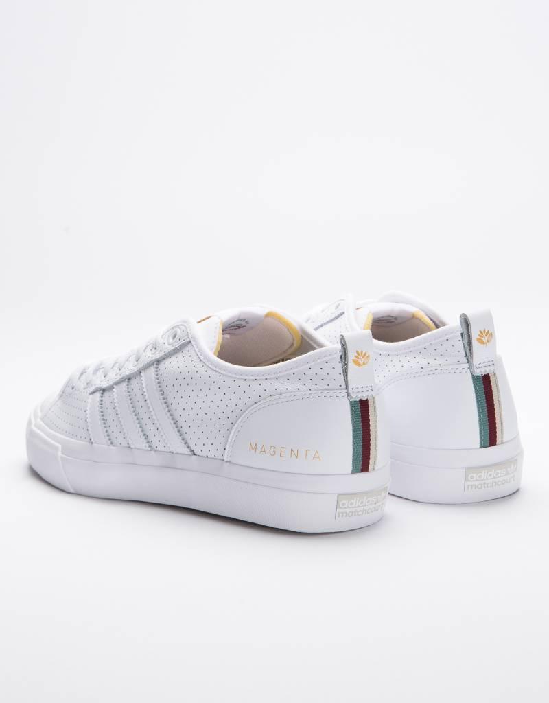 Adidas x Magenta Matchcourt RX White/Gold