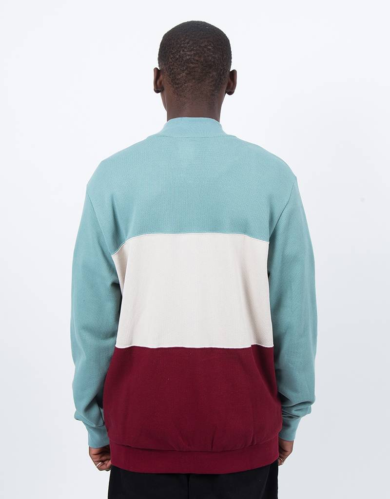 adidas x Magenta Jacket Vapour Steel/Collegiate Burgundy/Clear Brown