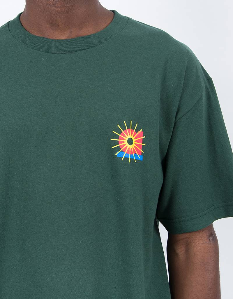 Alltimers Juice T-Shirt Forest Green