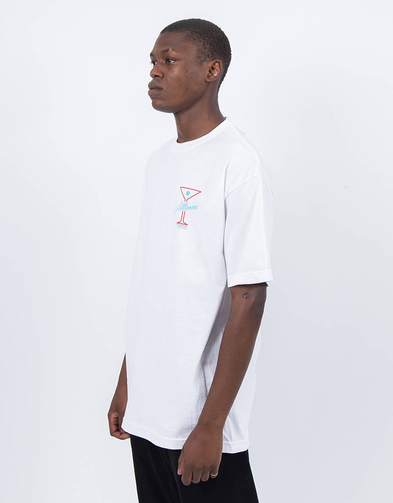 Alltimers Show Me Love T-Shirt White
