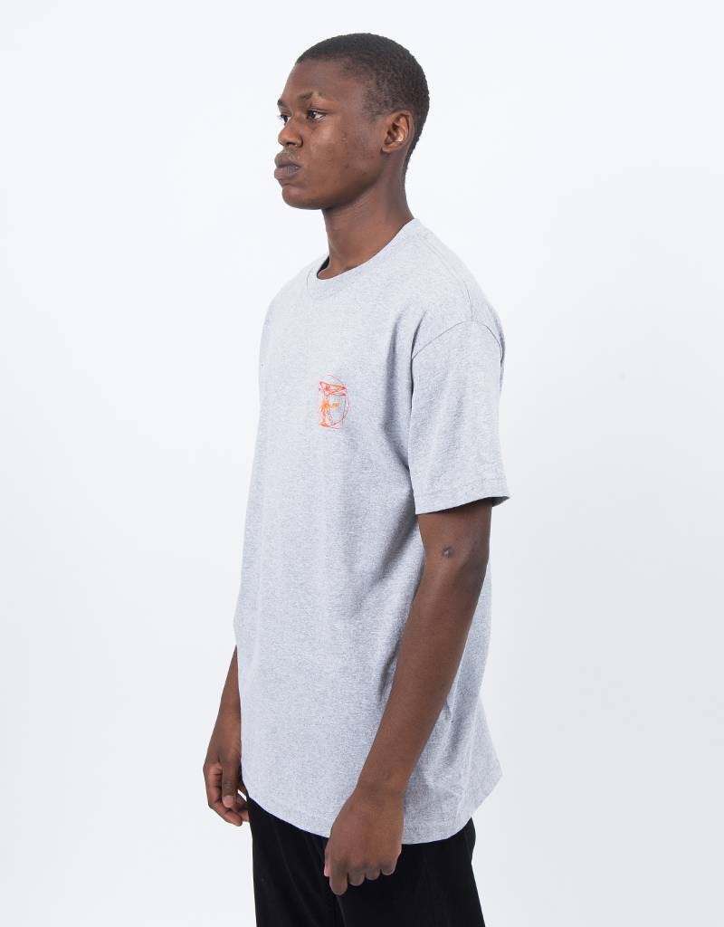 Alltimers Beginning T-Shirt Heather Grey