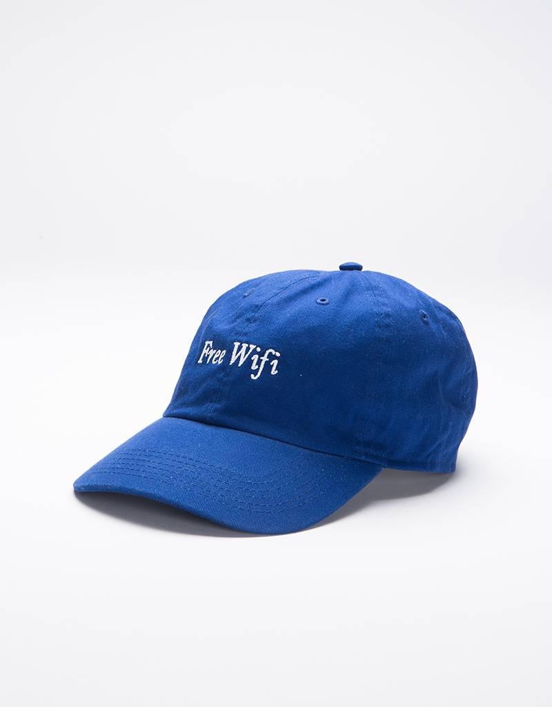 Free Wifi Cap Navy