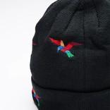 Parra Birds Beanie Black