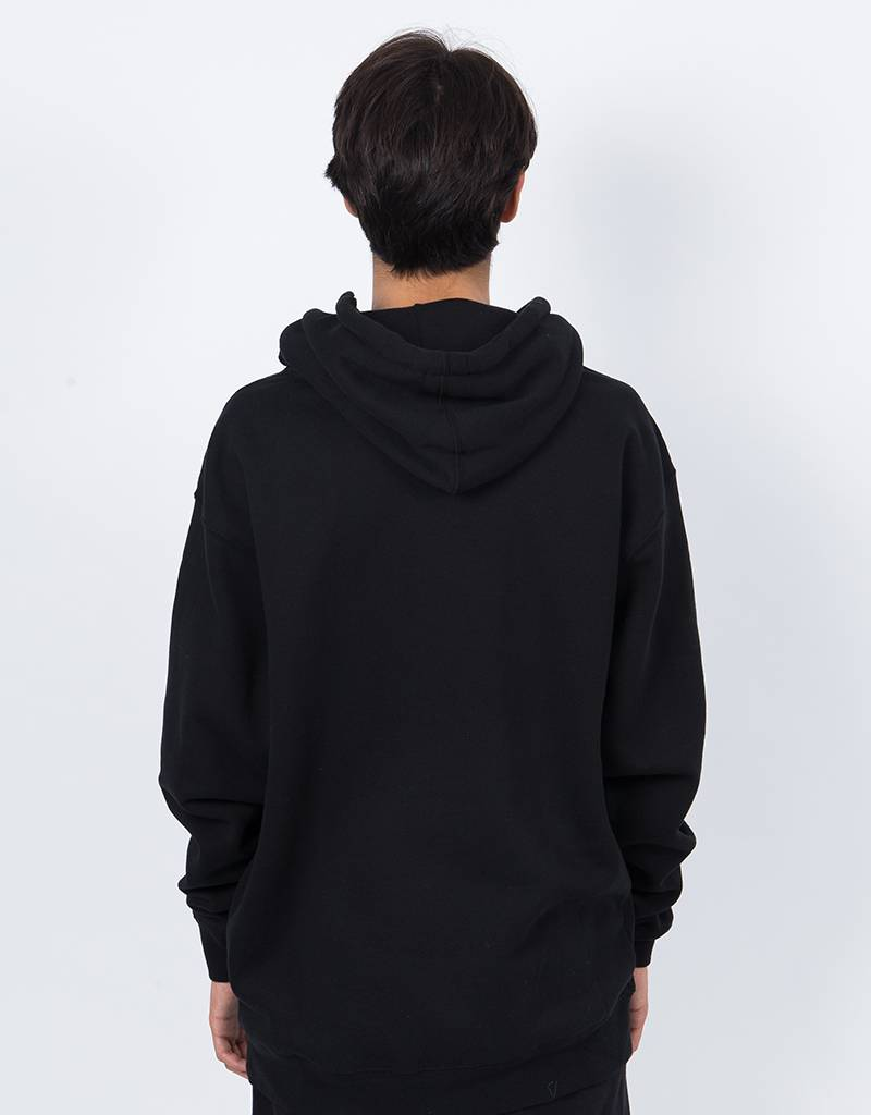 Canal Classic Hoodie Black