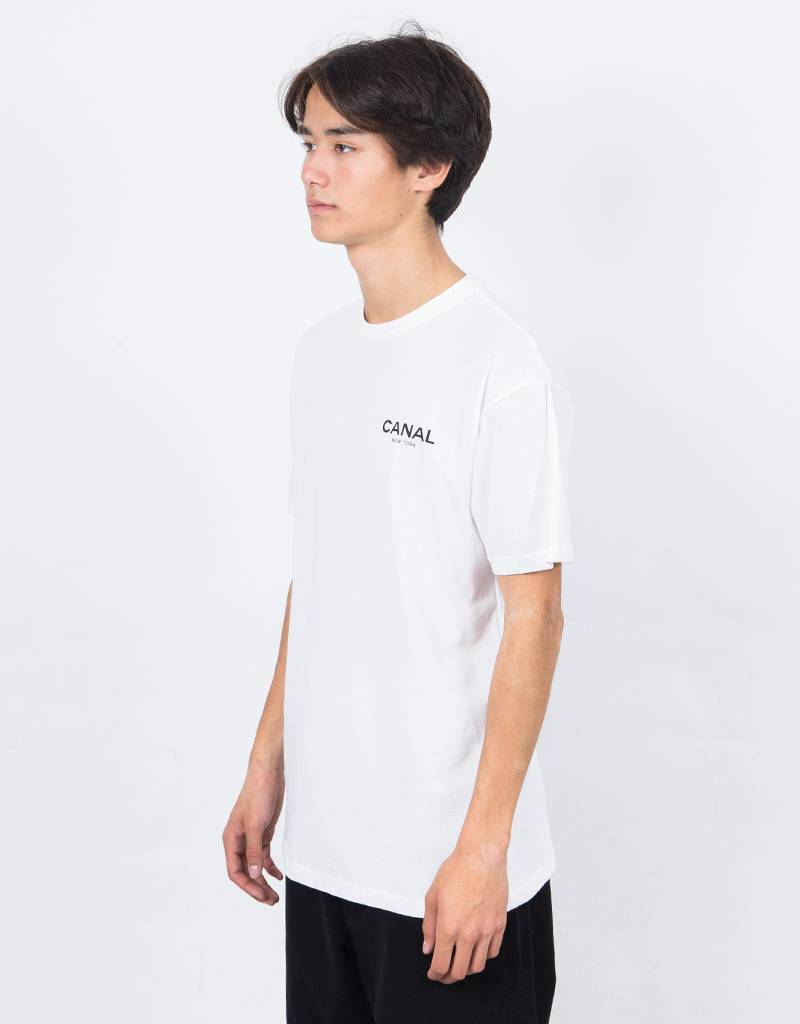 Canal Film T-Shirt White