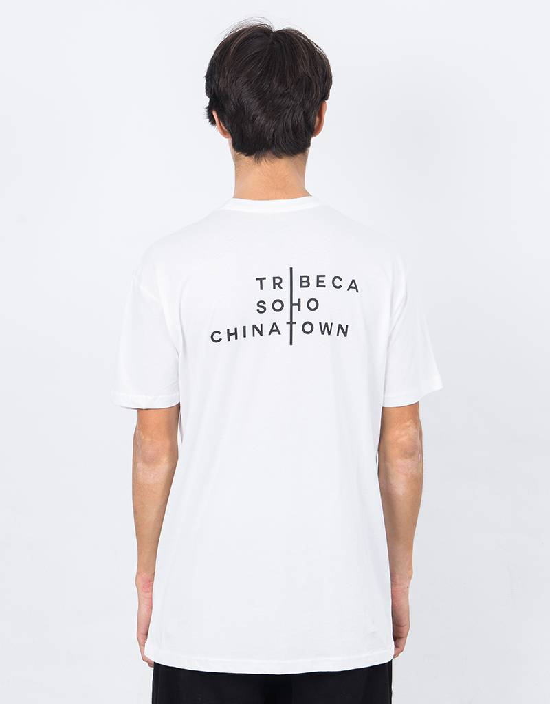 Canal Film T-Shirt White