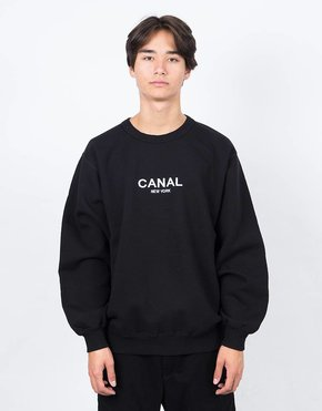 Canal Canal Premium Pullover Black