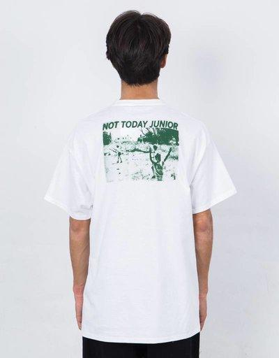Hockey Not Today T-Shirt White