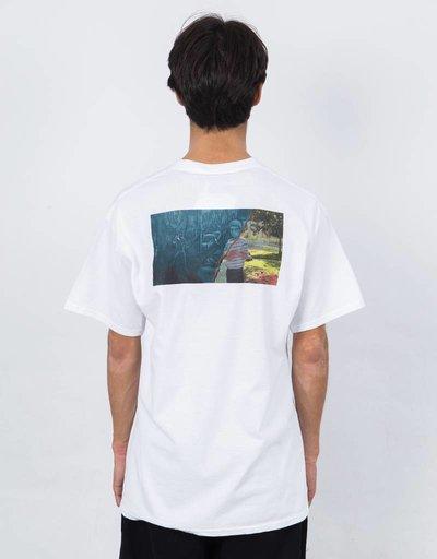 Hockey John's Nightmare T-Shirt White
