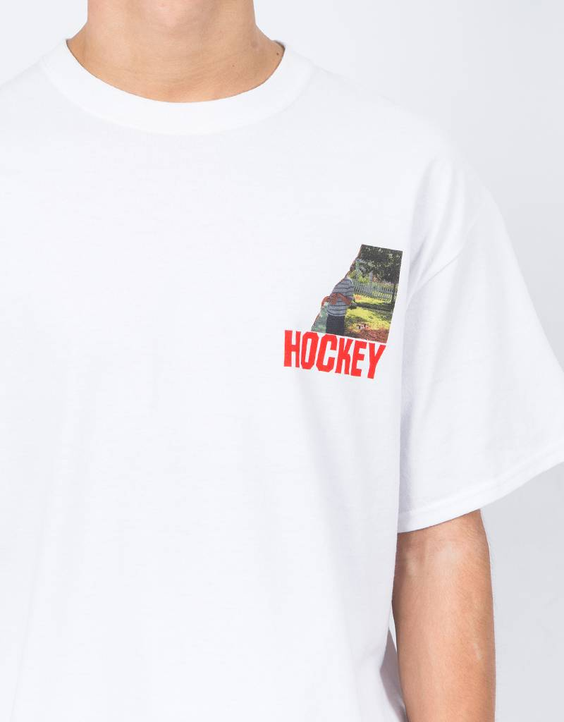 Hockey John's Nightmare T-Shirt White
