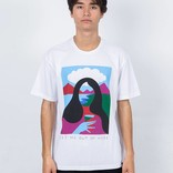 Parra Get Me Out Of Here T-Shirt White