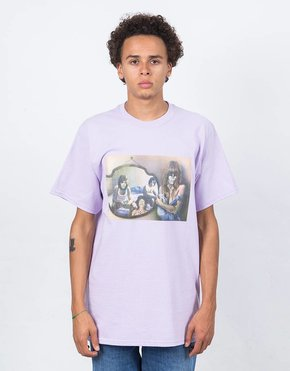 Fucking Awesome Fucking Awesome Mirror T-Shirt Lavender