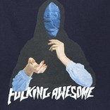 Fucking Awesome Blue Veil Hoodie Navy