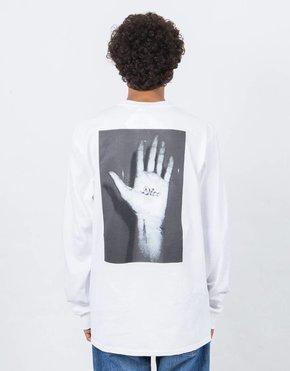 Fucking Awesome Fucking Awesome Dice Hand Longsleeve White