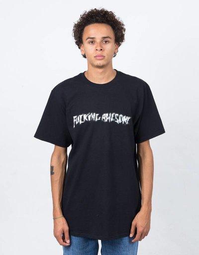 Fucking Awesome Censored T-Shirt Black