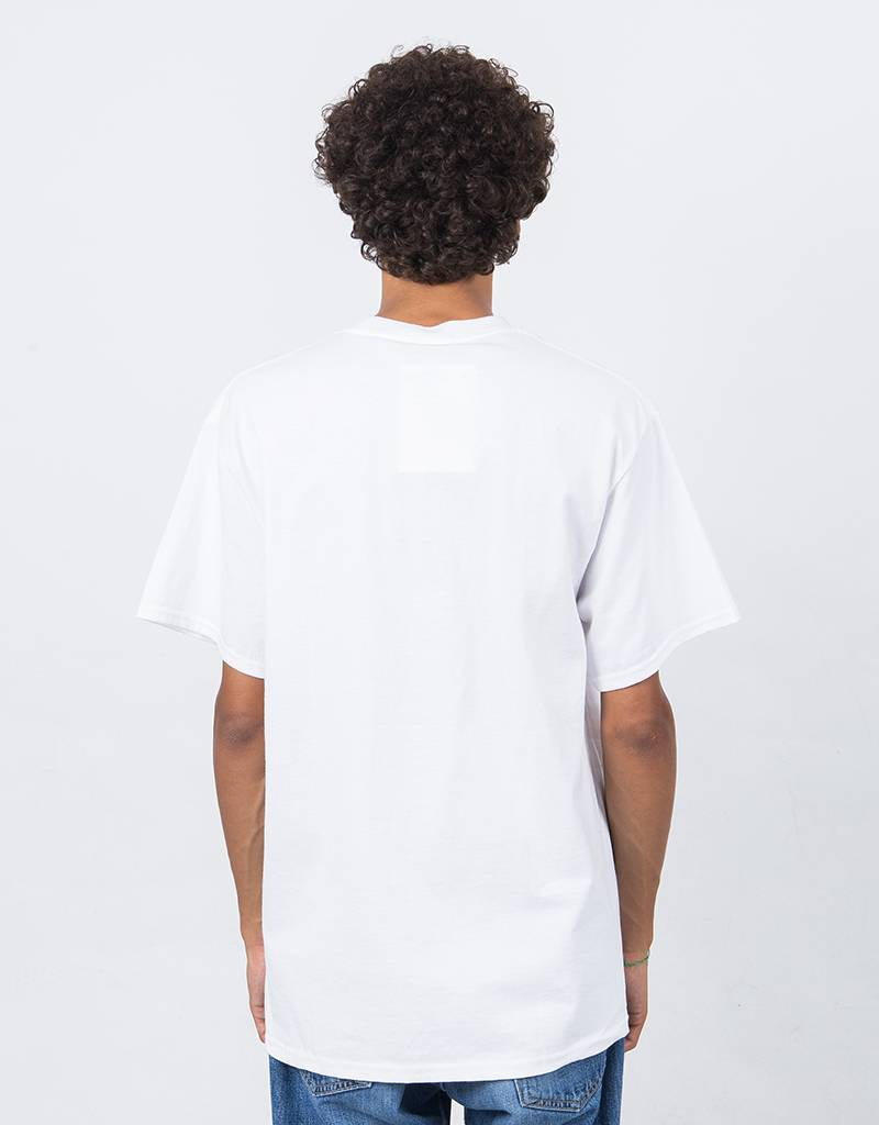 Fucking Awesome Censored T-Shirt White