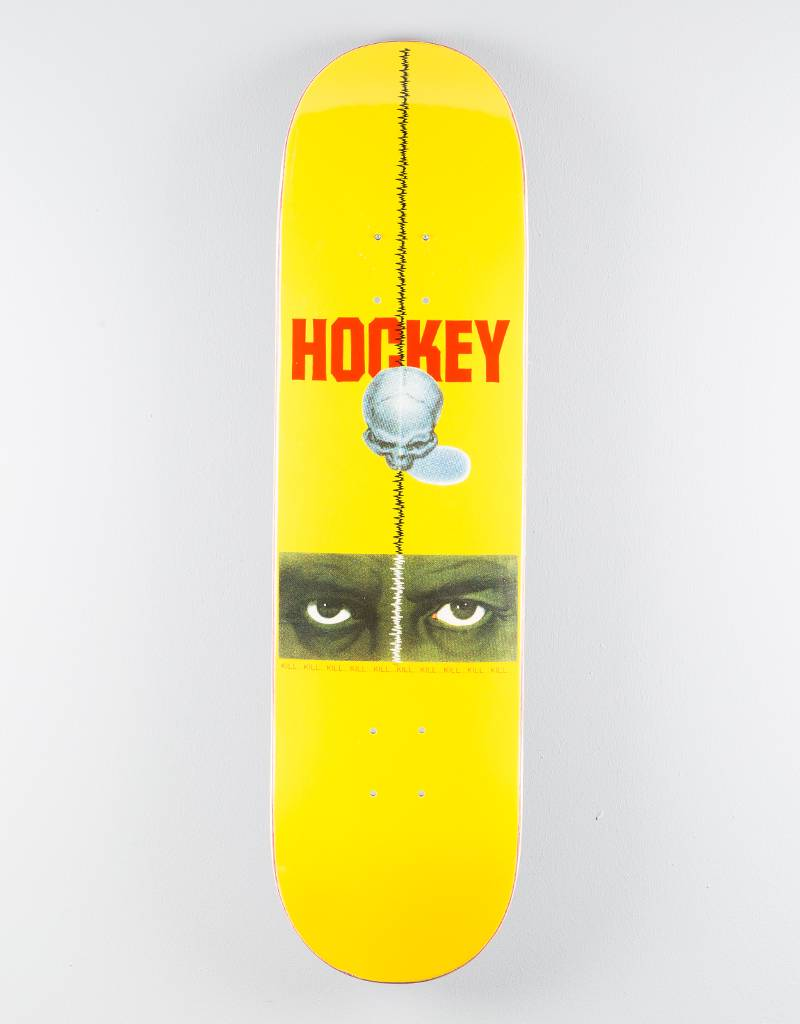 Hockey Donovan Brain Deck 8,375""