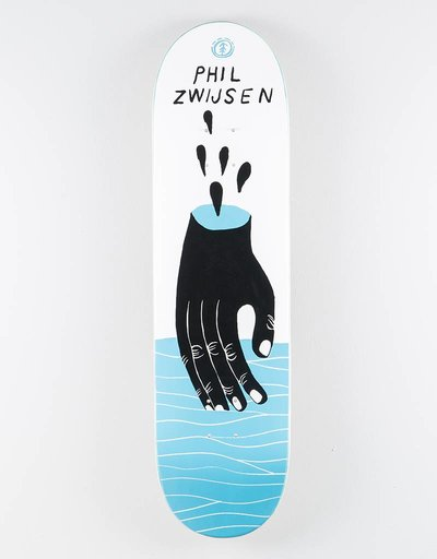 "Element Phil Zwijsen Handwerpen 8,375"" Deck"
