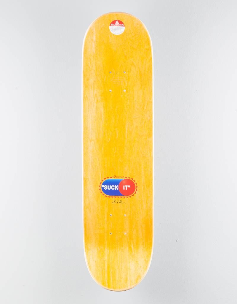 """Call Me 917 Cream Pop 8,28"""" Deck"""